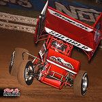 Williams Grove National Open - WoO Sprints - 10/3/20 - Paul Arch