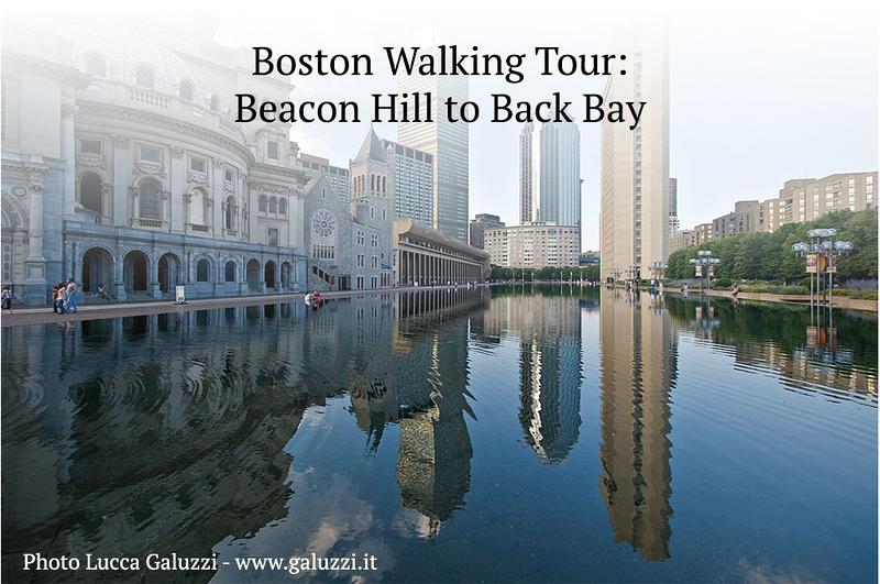 Boston Walking Tour: Beacon Hill and Back Bay
