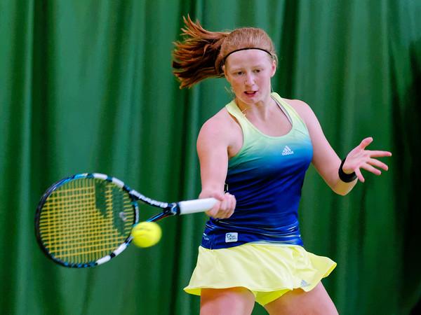 ITF Heiveld junior indoor open 2015