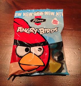 Angry Birds Gummies
