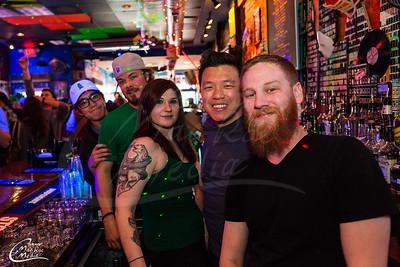 Raleigh Bar Crawl