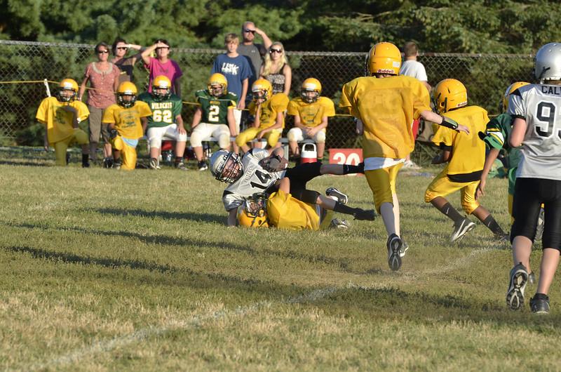 Wildcats vs Raiders Scrimmage 138.JPG