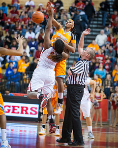 Rutgers 61 v Tennessee 67