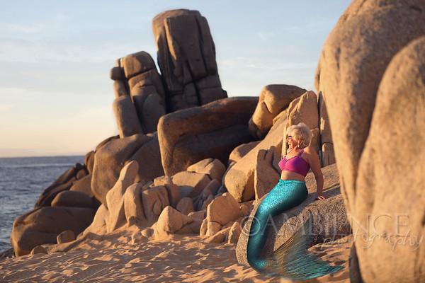 Betty the Mermaid