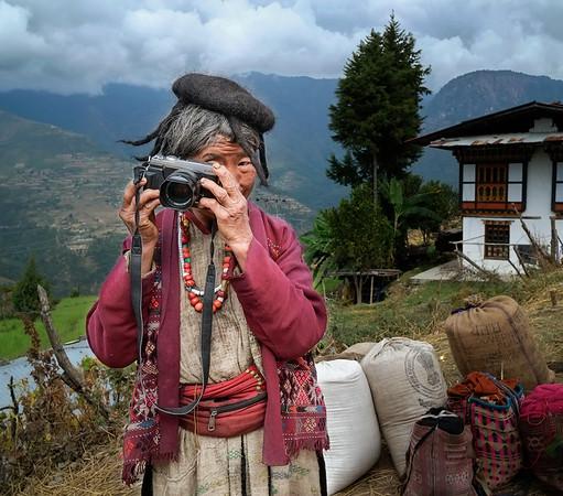Bhutan - Brokpa