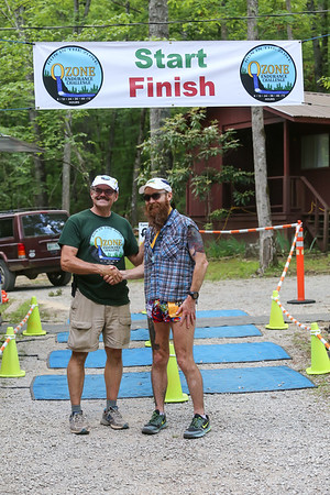 2017 Ozone Endurance Challenge -- finisher photos
