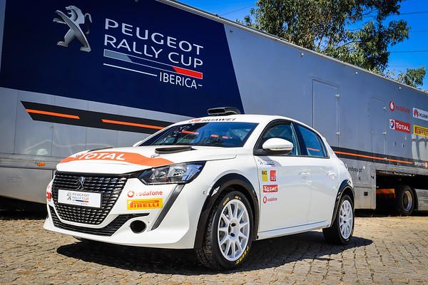 Novo PEUGEOT RALLY CUP IBÉRICA 2020