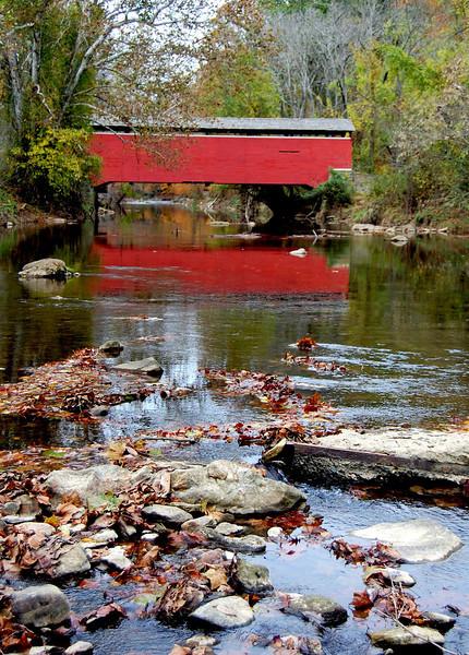 Fair Hill Covered Bridge