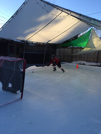 2014/15 ice rinks 1 & 2, 2015/16 Ice rink, 9280 Pond Hockey tournament and Hockey Classic