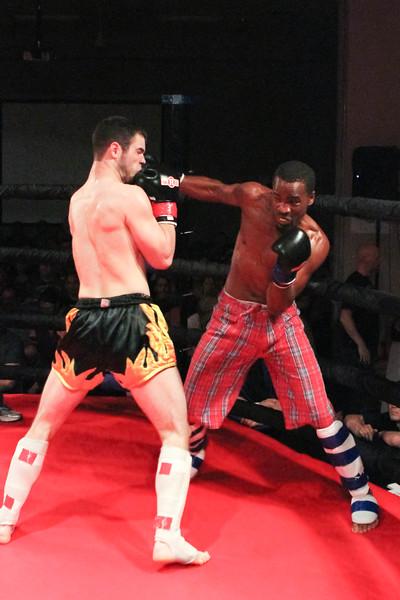 Ian Greer vs Subah Moluwai