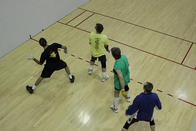 2010 Alaska State Handball Doubles