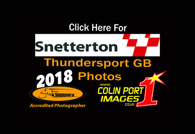 Rd8 Thundersport GB (Final) Snetterton 2018