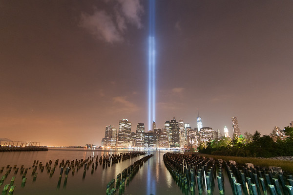 9/11 2013 Tribute In Light