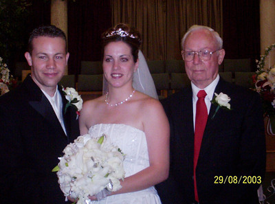 Steve and Rachel's Wedding 2005