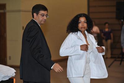 2011  Pharmacy White Coat Ceremony