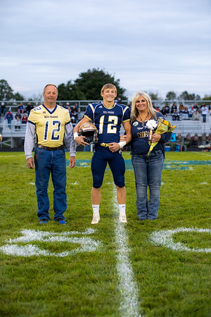 2019 Senior Night  / Photos with Parents