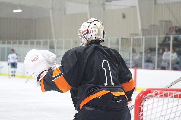 Prep Hockey vs. St. Mike's