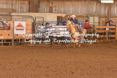 Breakaway Roping Short Go