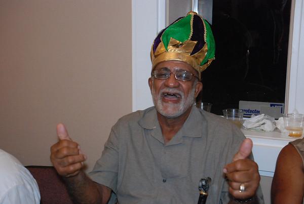 Mr. Joseph Mayon's 75th