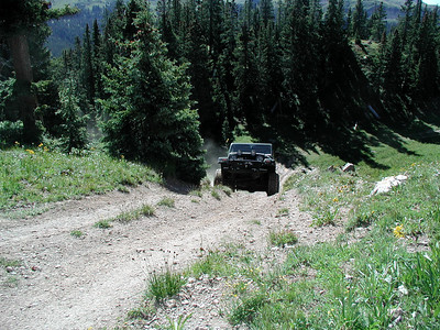 Late Silverton Trails