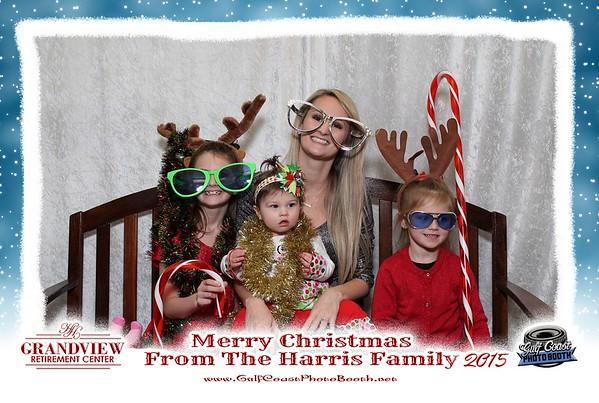 Harris Christmas Photo Booth
