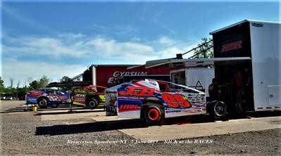 Brewerton Speedway - 6/7/19 - Rick Young