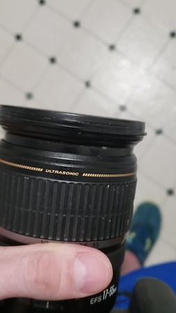17-55 2.8 zoom issue