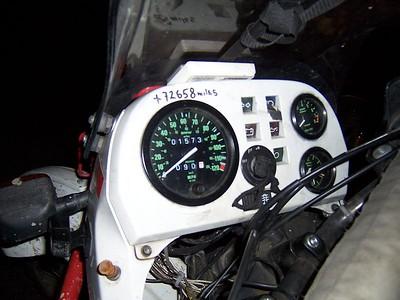 Max's May 21 GS Ride