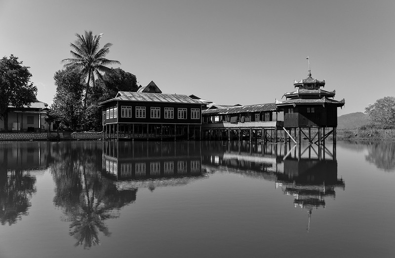 Inle Lake, Myanmar,2017