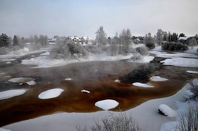 Kyrönjoki   Kyro älv   Kyro river