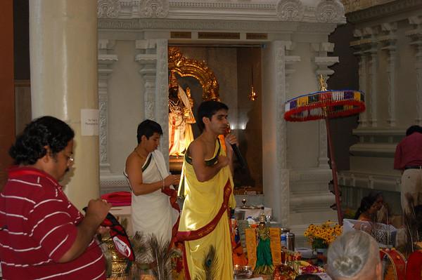 Aadi Krithigai Celebration 2010