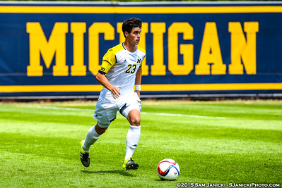 Best of UM Men's Soccer Vs Butler Ex. 8-16-15
