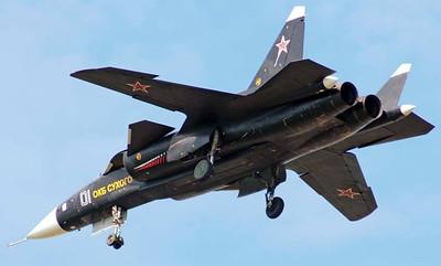 """Su-47 Berkut """"Firkin"""""""