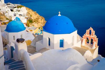 Travel Santorini