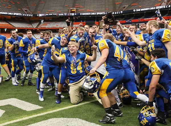 Schalmont Sabres v. Maine-Endwell Spartans (States) 11-30-14