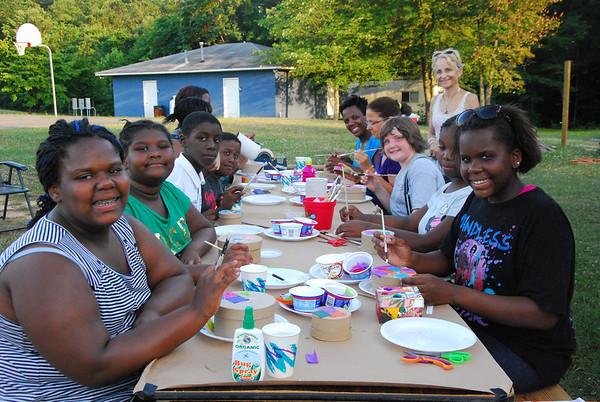 Camp Healthy Habits 2013