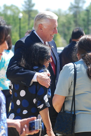 4/30/2010 Hoyer Comes to St. Mary's County