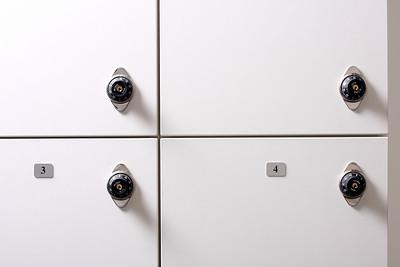 cleo - lockers