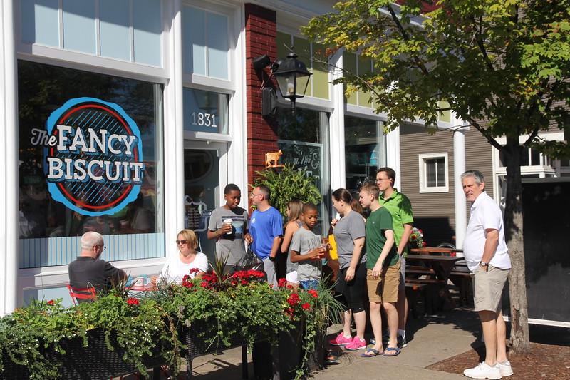 Great Breakfast Place in Richmond