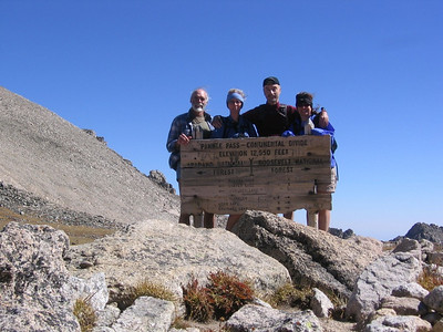 Pawnee Pass & Peak 9-3-2006