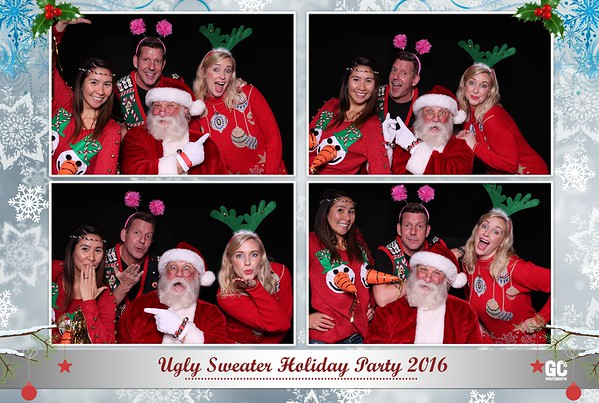 Ugly Sweater Holiday Party