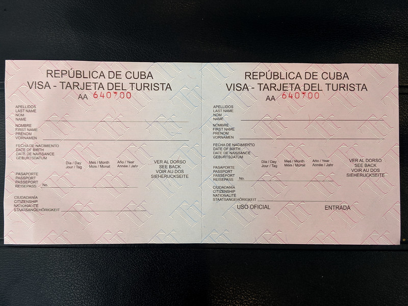 US Cuban Visitors Card.jpg
