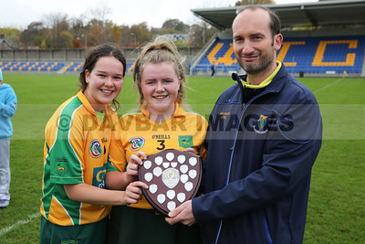 Donard/Glen U16 Shield Camogie Final 2016