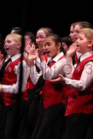 Chicago Childrens Choir - March 20, 2013 Athenaeum Theatre