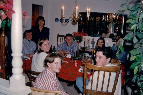 Christmas Eve with the Donnellys and Christmas Day 1994