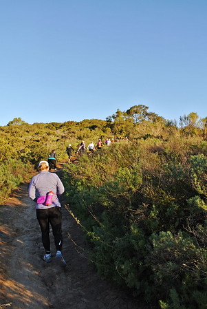 1/18/2017 - Laguna Wood Park Trail Run