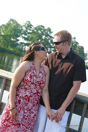 Steve&Shannon-engaged-Kent Narrows-7.16.10