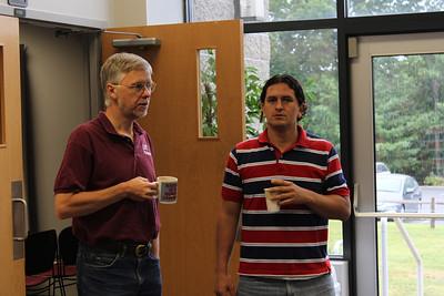 MIT Haystack 2012 Precollege and Visitor Seminar