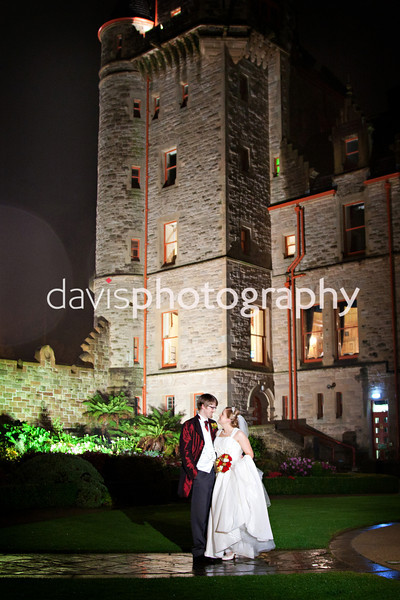 Catherine & Russell Belfast Castle Wedding Photography