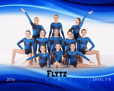 Flytz USA Gymnastics 2016-2017